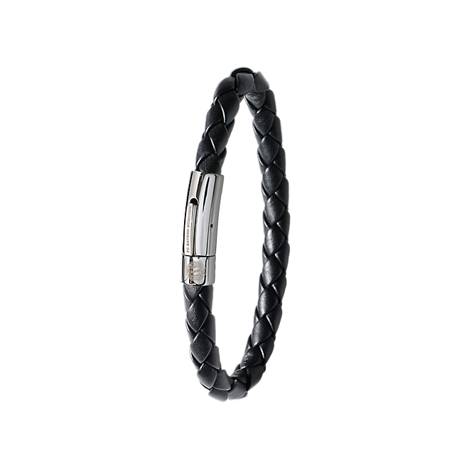Leather Bracelet wide