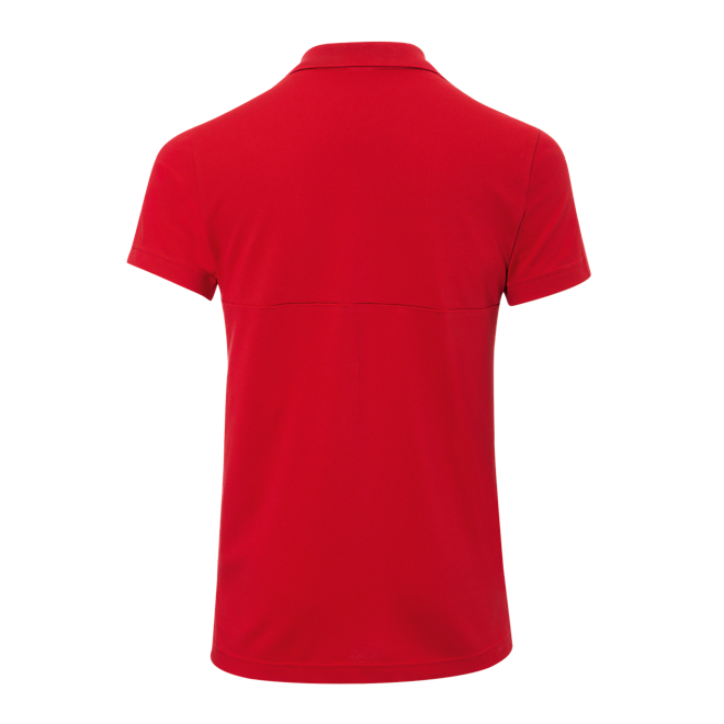 Lifestyle Poloshirt red ZK