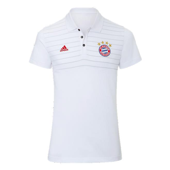 Lifestyle Poloshirt white ZK