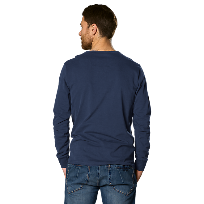 Badge Long-Sleeve T-Shirt