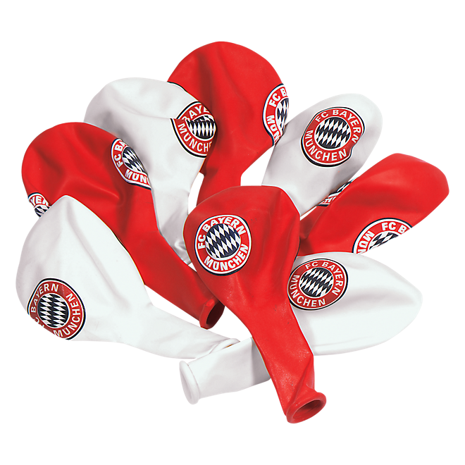 FC Bayern München Balloons 10 pieces