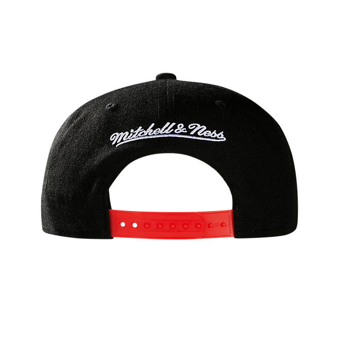 M&N Snapback Cap black/grey