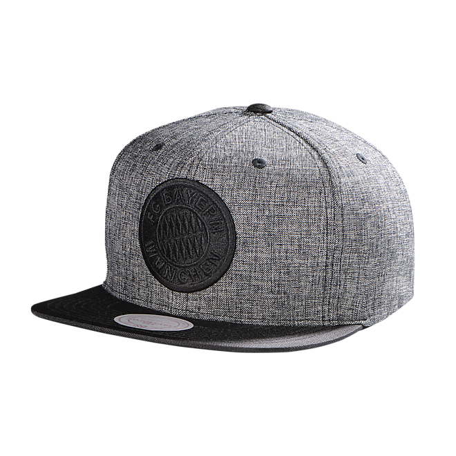 M&N Snapback Dark Denim