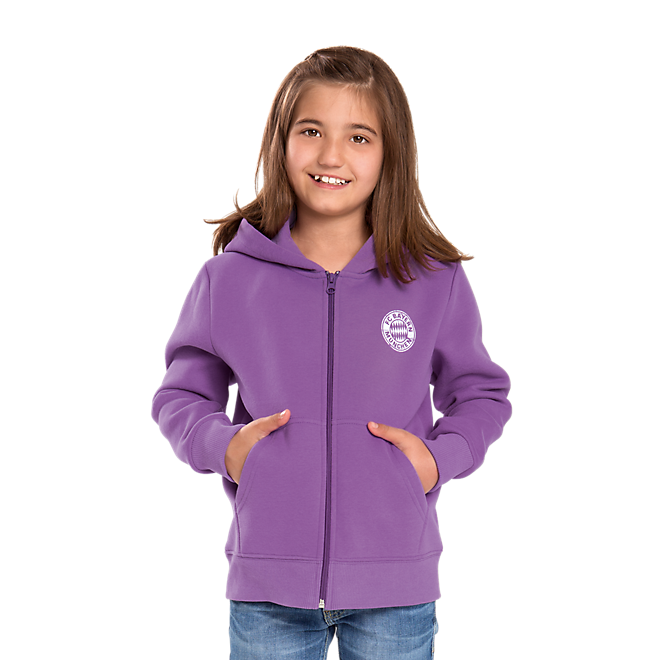 Hooded Jacket Super Bayern Girls