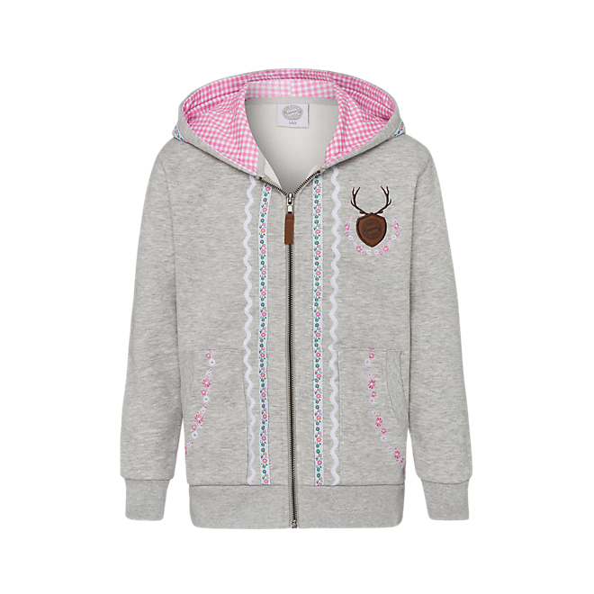 Girls Hooded Jacket Tracht