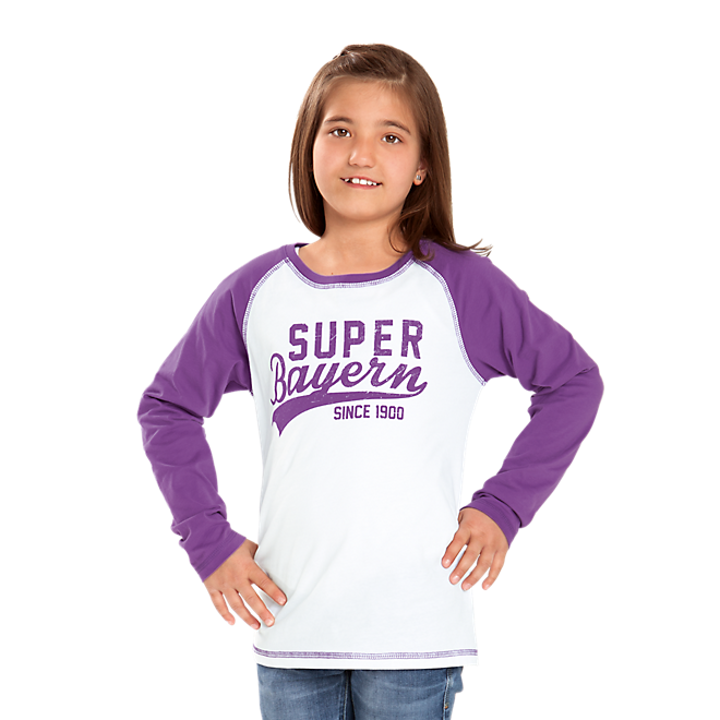 Longsleeve Super Bayern Girls