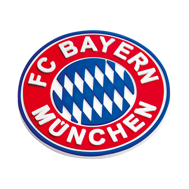 magnet emblem offizieller fc bayern fanshop. Black Bedroom Furniture Sets. Home Design Ideas