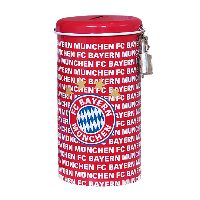 Metal Money Box FC Bayern