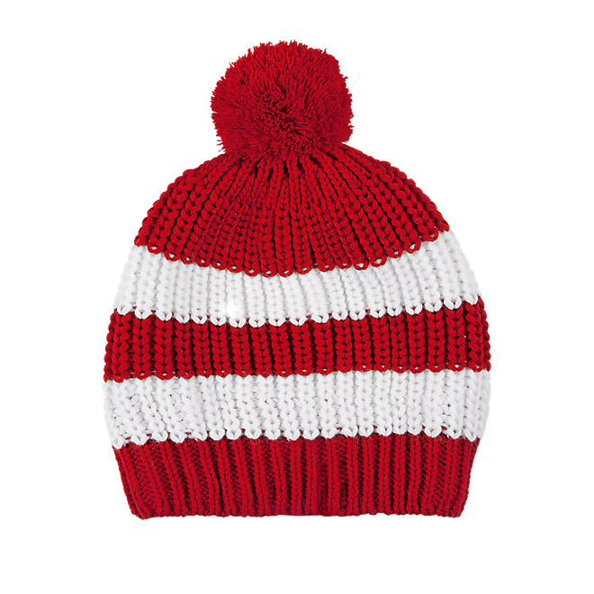Bobble Woolie Stripes