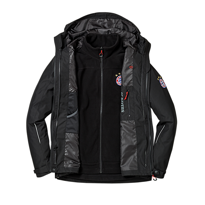 2-in-1 Jacket