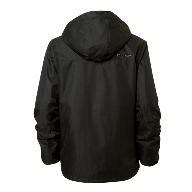 Outdoor Jacket 2-in-1