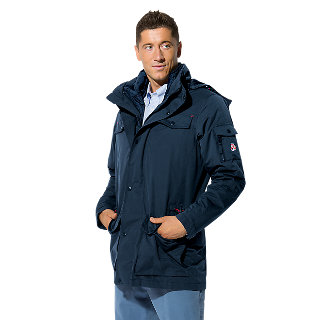 2-in-1 Outdoor Jacket FCB
