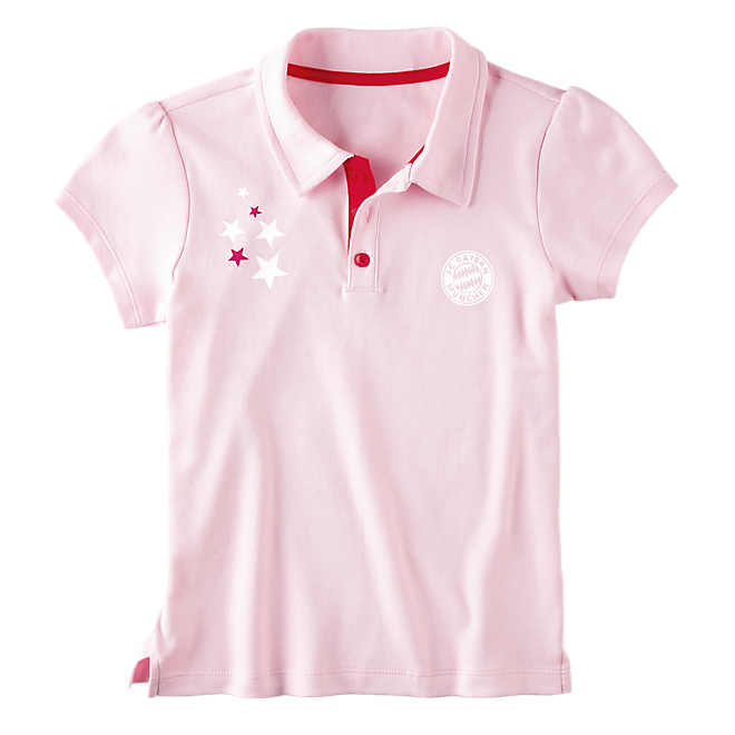 Poloshirt Baby Sterne