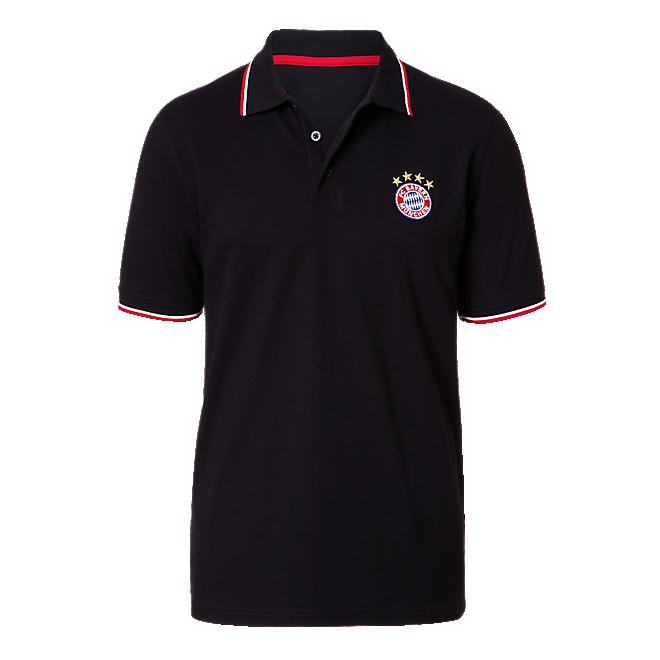 Poloshirt Classic schwarz