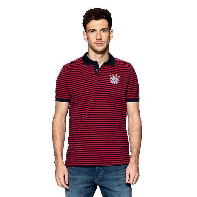Polo Shirt Classic Stripes