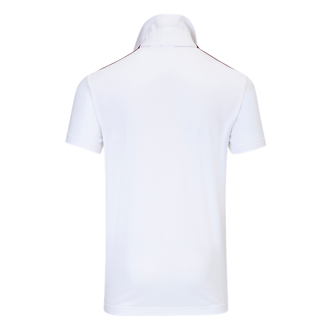 Poloshirt Lifestyle white