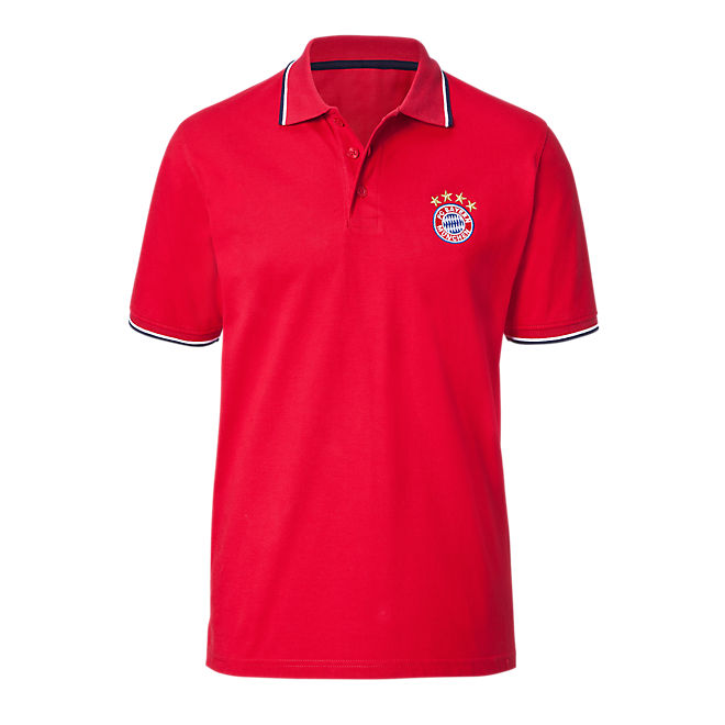 polo shirt logo official fc bayern online store