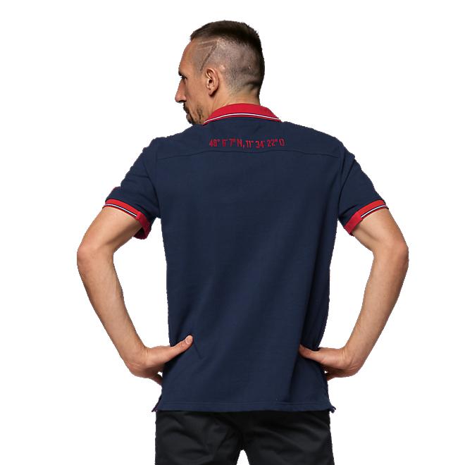 Poloshirt Rekordmeister