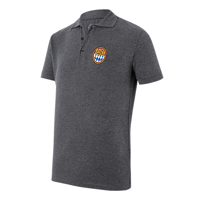 Polo Shirt Retro-Logo