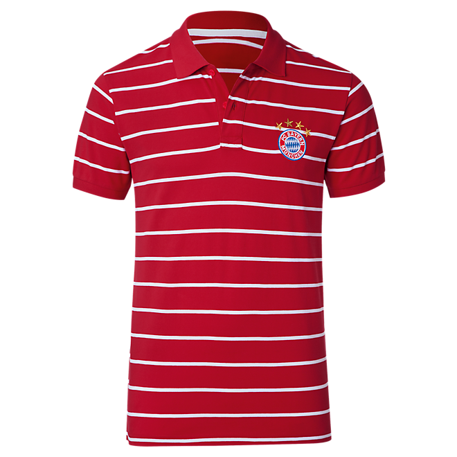 Poloshirt Stripes