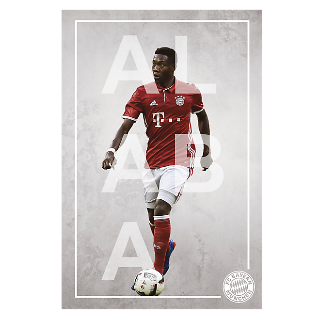 Poster Player Alaba