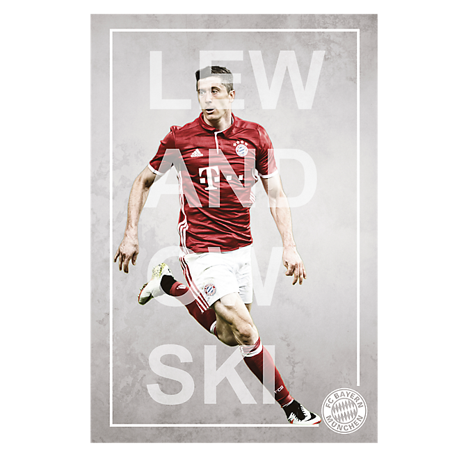 Poster Player Lewandowski