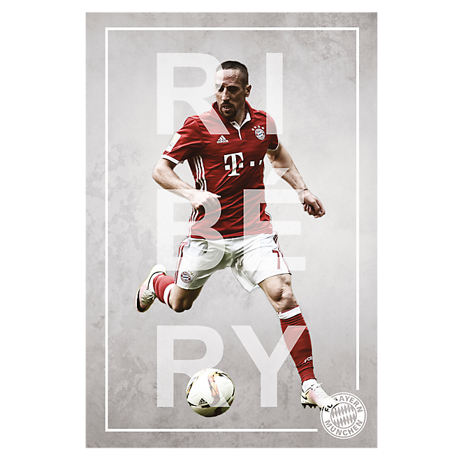 Poster Player Ribery
