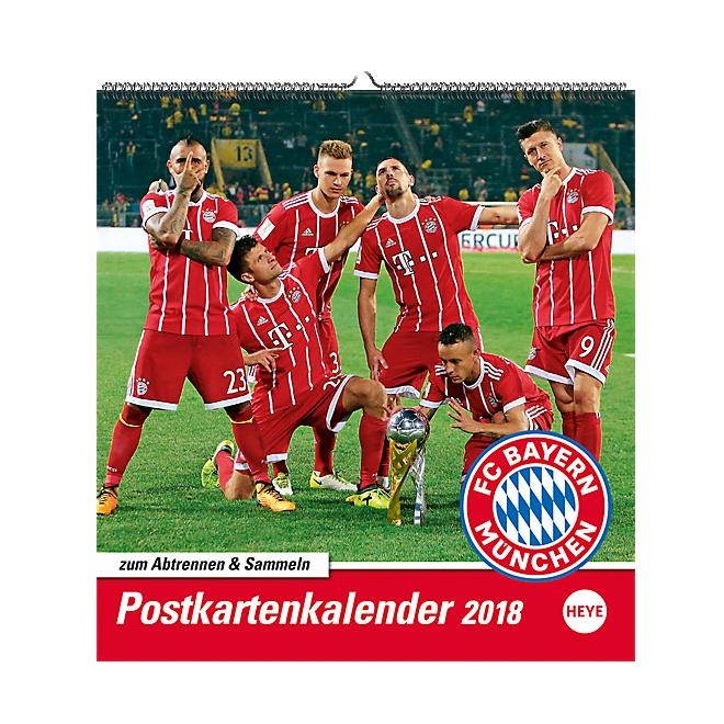Postkartenkalender 2018