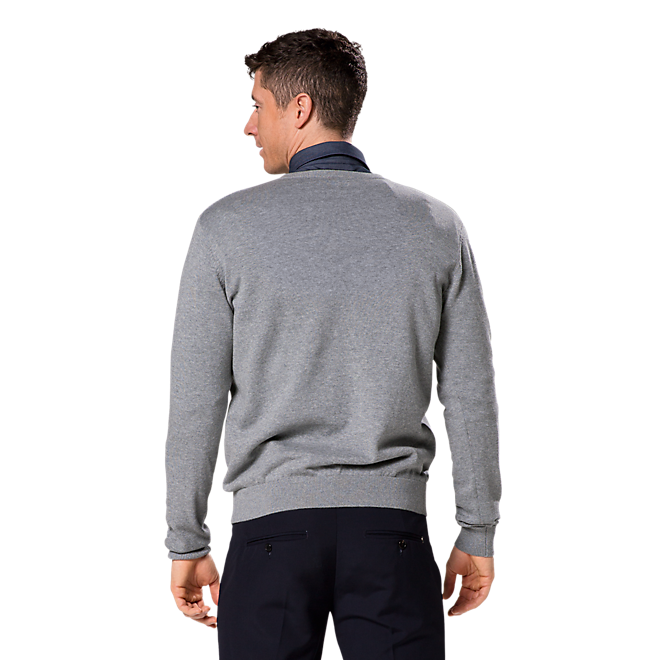 Pullover Classic grey