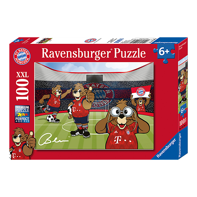 Puzzle Berni (100 pieces)