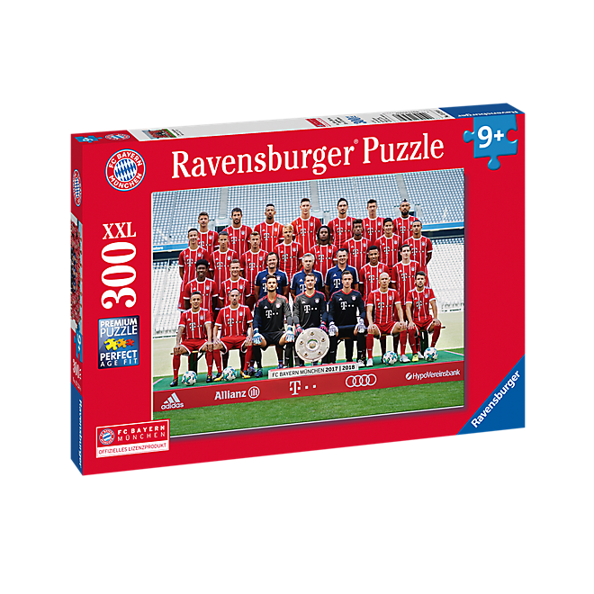 2017/18 Jigsaw Puzzle (300 pieces)