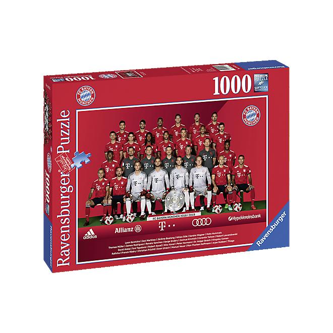 Puzzle Team 2018 / 19 1.000 Pieces