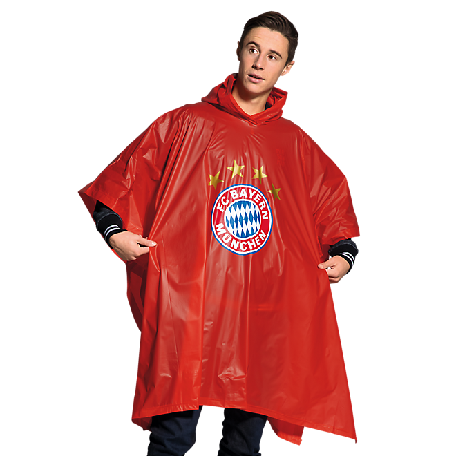 Rainjacket Poncho