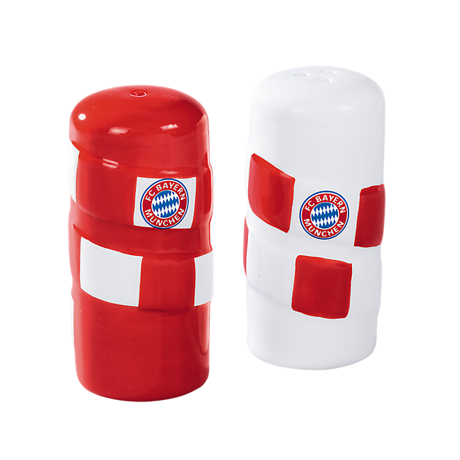 salt and pepper shaker official fc bayern online store. Black Bedroom Furniture Sets. Home Design Ideas