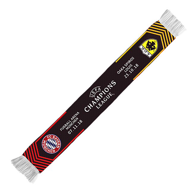 Scarf CL Group 18/19 FCB - AEK