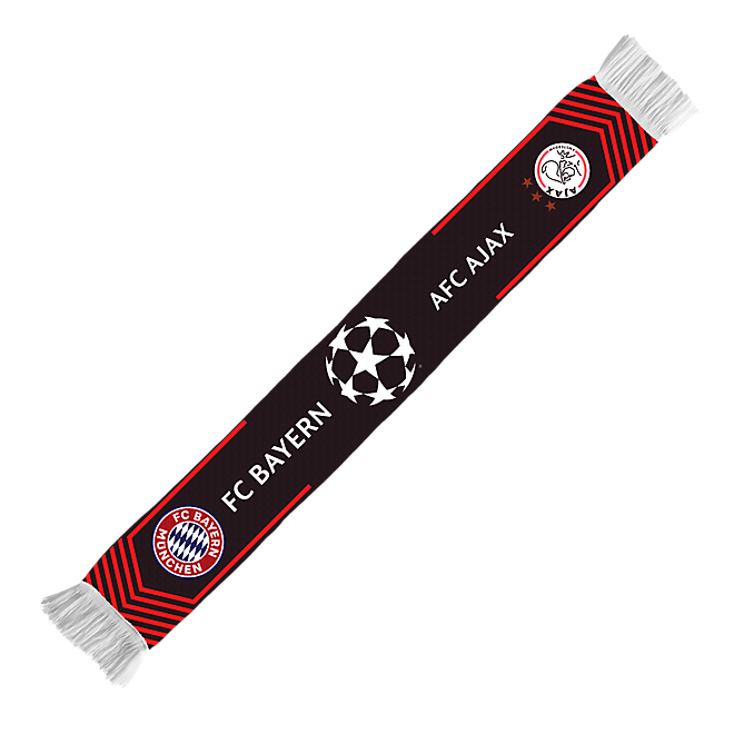 Bufanda CL Grupo 18/19 FCB - Ajax