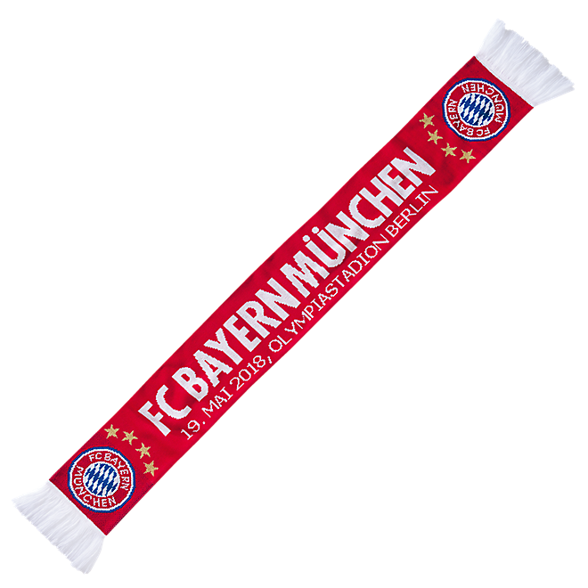 Scarf German Cup Final 2018