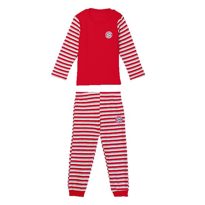 Schlafanzug Baby Stripes