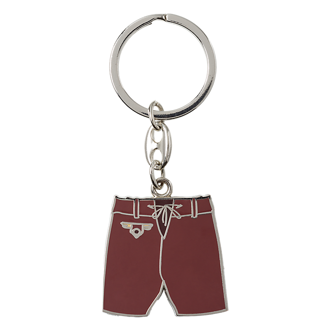 Keyring Pendant Leather Trousers