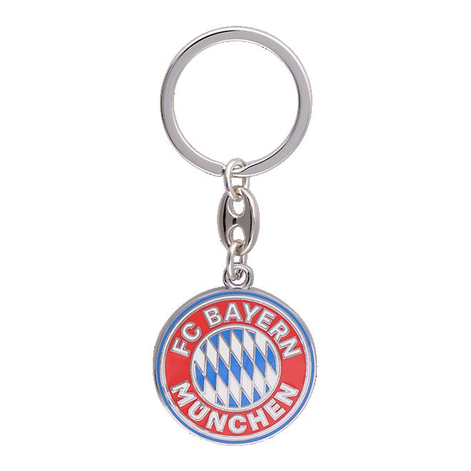 Schlüsselanhänger Logo bunt