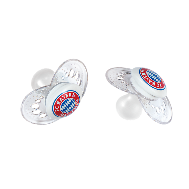 Pacifier, Set of 2 (0-6 month)