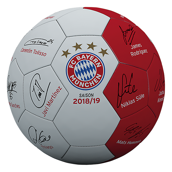 Signature Ball 2018/19