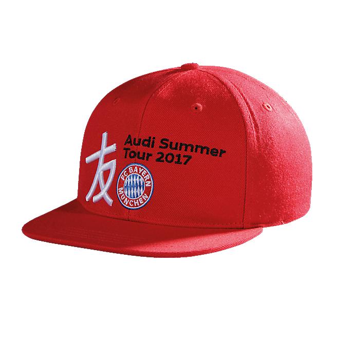 Snapback Audi Summer Tour 2017
