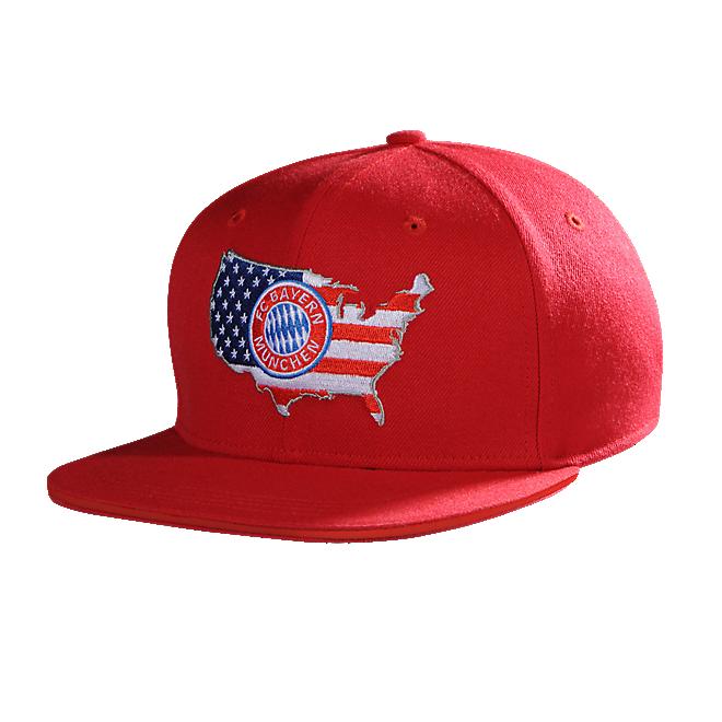 FC Bayern Snapback USA