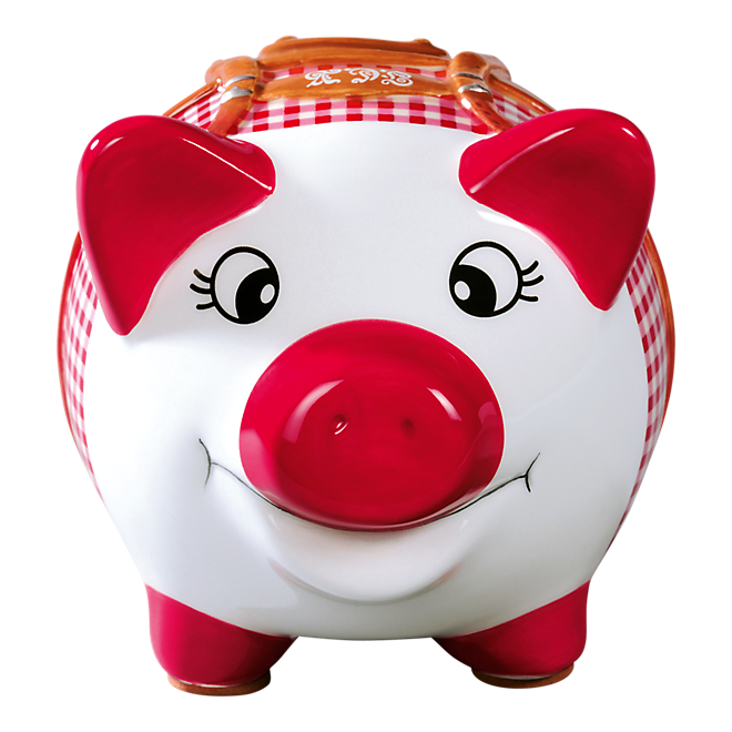 Lederhosen Piggy Bank