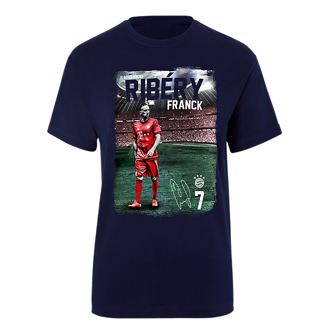 Player T-Shirt Franck Ribéry