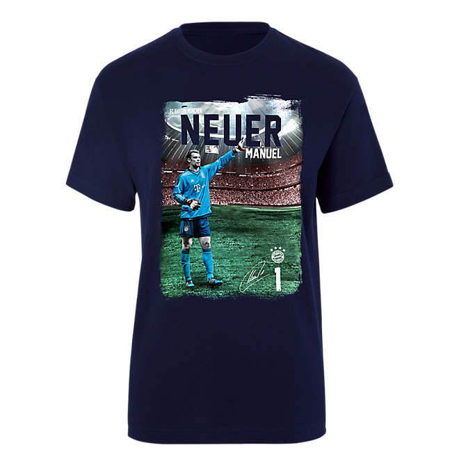 Player T-Shirt Manuel Neuer
