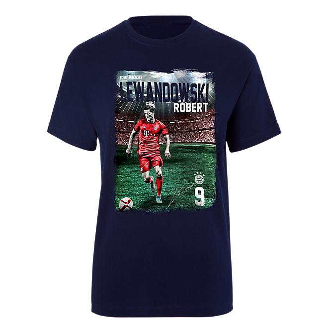 Player T-Shirt Robert Lewandowski