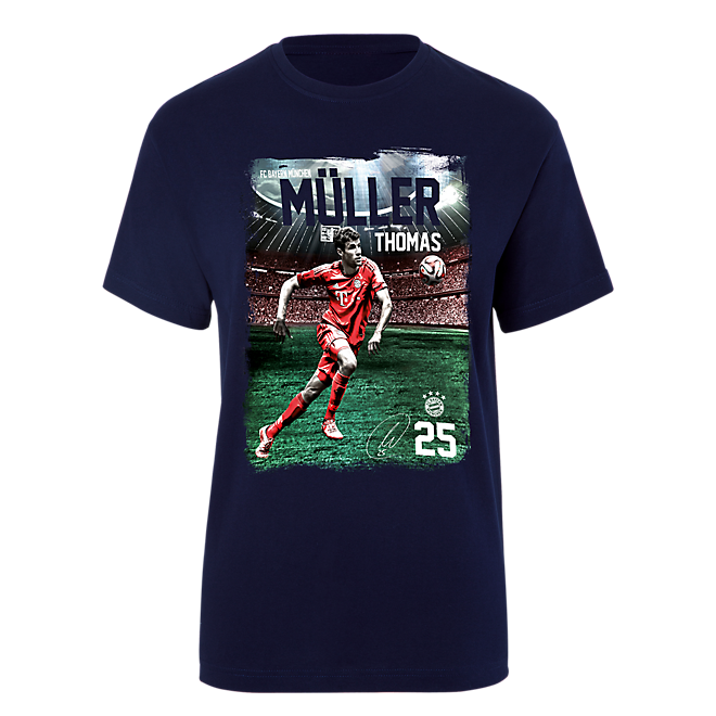 Player T-Shirt Thomas Müller
