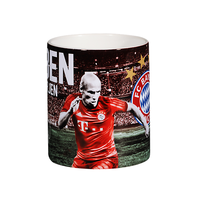 Player Mug Arjen Robben